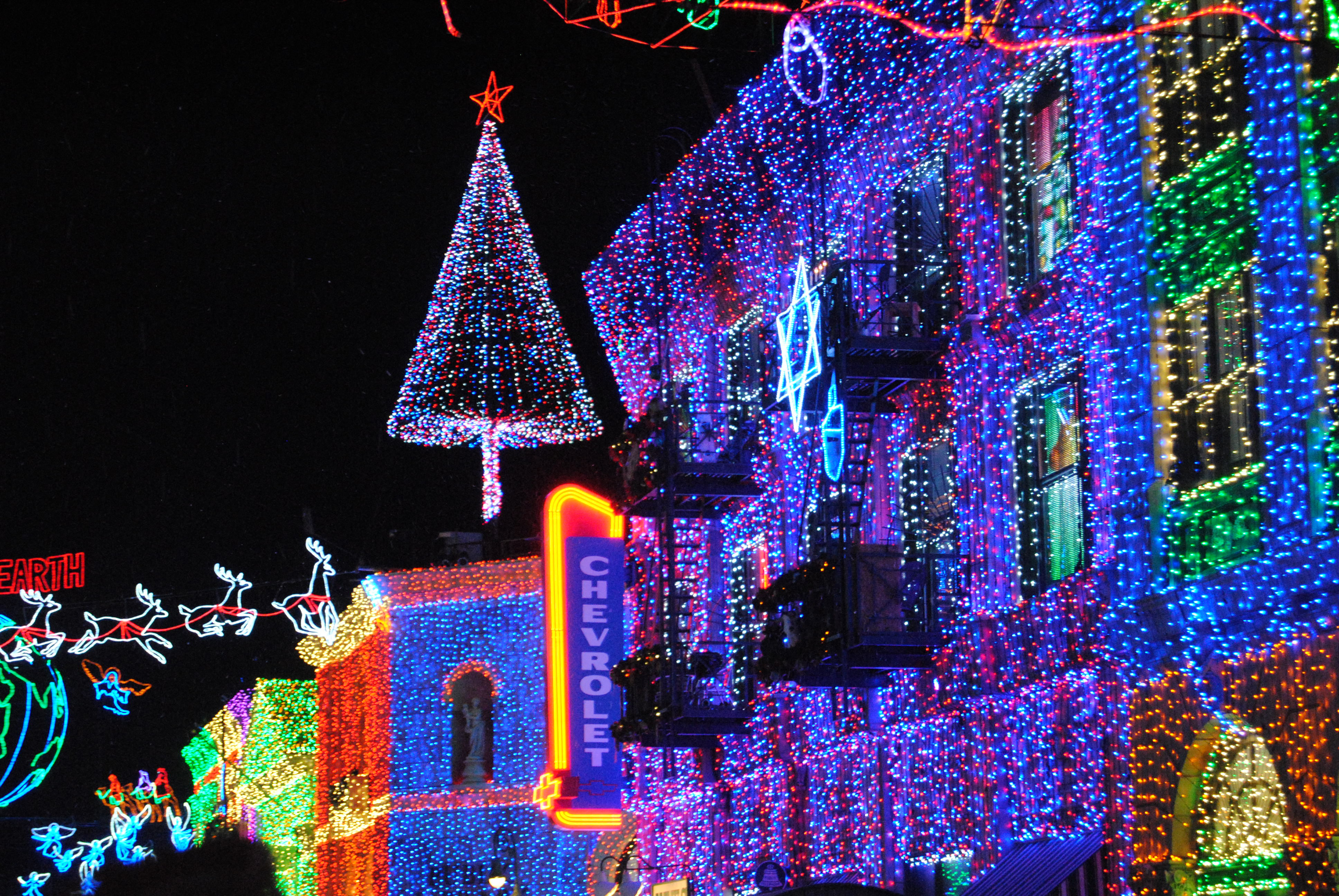 i - Osborne Family Christmas Lights