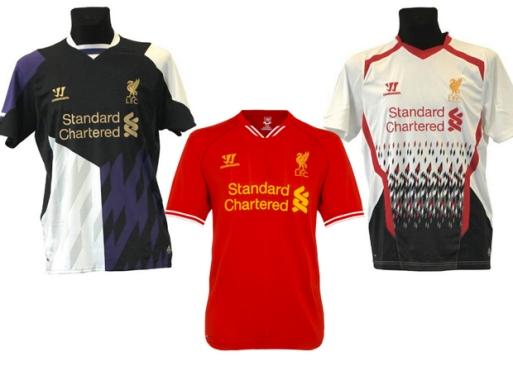 Leaked New Liverpool FC Kits 2013 14  3ef973894